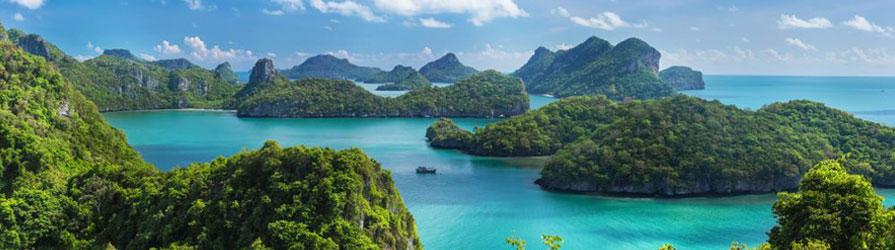 Les bonnes raisons de visiter les îles du golfe de Thaïlande