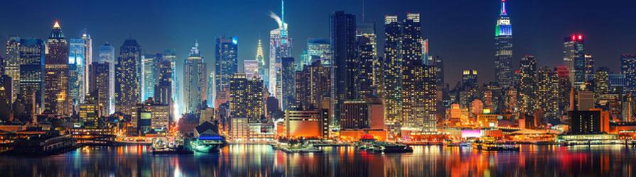 Visiter les endroits phares de la ville de New York